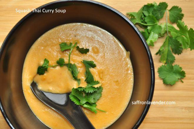 squash curry soup 1