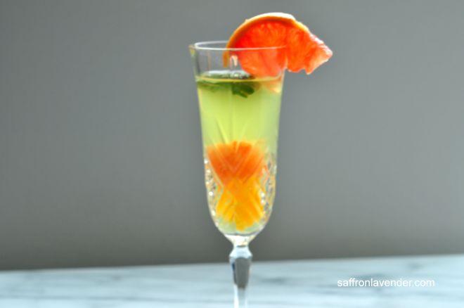 Limoncellow citrus w