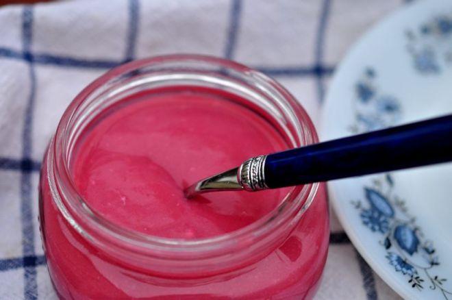raspberry lemon curd fd